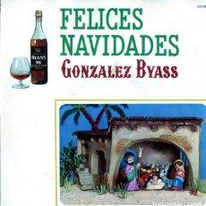 Disques de vinyle: MARCAS COMERCIALES - GONZALEZ BYAS (FELICES NAVIDADES) DISCO FLEXIDISC). Lote 196947611