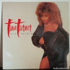Discos de vinil: TINA TURNER BREAK EVERY RULE - CAPITOL 1986. Lote 196953495