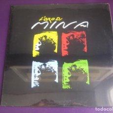 Discos de vinilo: MINA LP CAROSELLO 1987 PRECINTADO L'ORO DI MINA - 15 GRANDES EXITOS ITALIA POP ROCK 60'S 70'S . Lote 196957432