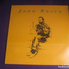 Discos de vinil: EXITOS JOAO BOSCO LP PASION AREA CREATIVA 1991 PRECINTADO - LATIN JAZZ - SAMBA BRASIL - BOSSA. Lote 196962867