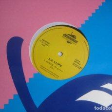 Discos de vinil: LA LUPE MAXI SINGLE MANZANA 1992 - LA LLORADORA - FEVER - BOOGALOO - BOLERO - CUBA . Lote 196975791