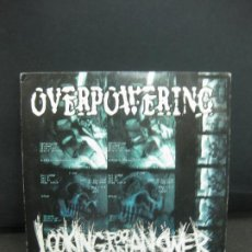 Discos de vinilo: OVERPOWERING - LOKING FOR AN ANSWER. . 33 RPM. 5 TEMAS POR CARA. GERMANY. . Lote 196977162