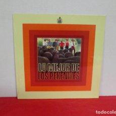 Discos de vinilo: LOS PEKENIKES - LO MEJOR DE LOS PEKENIKES - LP - HISPAVOX 1973 SPAIN - NUEVO PRECINTADO / MINT. Lote 196991435