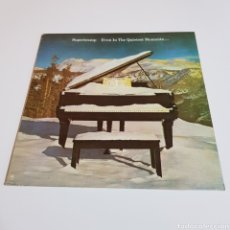 Discos de vinilo: SUPERTRAMP - EVEN IN THE QUIETEST MOMENTS - LP. Lote 197028486