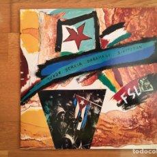 Discos de vinilo: HERTZAINAK: MUNDU BERRIA DARAMAGU BIHOTZEAN. Lote 197064322