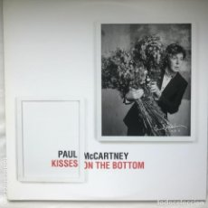 Discos de vinilo: PAUL MCCARTNEY ‎– KISSES ON THE BOTTOM 2012 GAT 180G 2LP. Lote 197082363