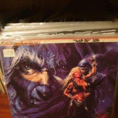 Discos de vinilo: WARLOCK / ALL WE ARE / EDICIÓN ESPAÑOLA / VERTIGO 1987. Lote 197099786
