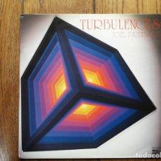 Discos de vinilo: JOEL FAJERMAN - TURBULENCES . Lote 197109436