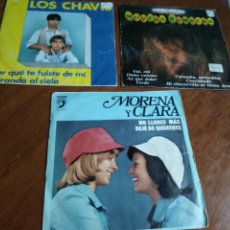 Discos de vinilo: LOTE- TRES SINGLES- SPANISH ACID RUMBA . Lote 197121430