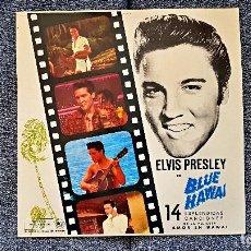 Discos de vinilo: ELVIS PRESLEY - BLUE HAWAI. EDITADO POR RCA. AÑO 1.961. Lote 197123142