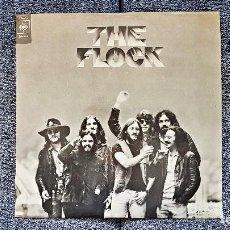 Discos de vinilo: THE FLOCK - THE FLOCK. EDITADO POR CBS. AÑO 1.970. Lote 197127576