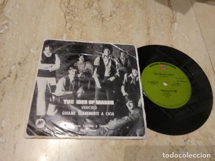 THE IDES OF MARCH ?– VEHICULO / GUIAME SUAVEMENTE A CASA/ PSYCHEDELIC, FUNK-EDICION ARGENTINA-RARO!! (Música - Discos - Singles Vinilo - Pop - Rock - Extranjero de los 70)