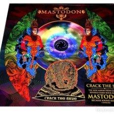 Discos de vinilo: V515 - MASTODON. CRACK THE SKYE. LP VINILO NUEVO PRECINTADO. Lote 197197952