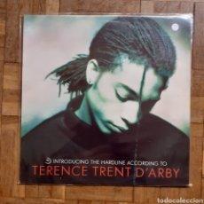 Discos de vinilo: TERENCE TRENT D'ARBY. INTRODUCING THE HARDLINE. CBS 450911 1. ESPAÑA 1987.. Lote 197203283
