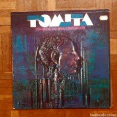 Discos de vinilo: TOMITA. CUADROS DE UNA EXPOSICIÓN. RCA ARL1-0838. 1975 ESPAÑA.. Lote 197206406
