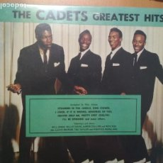 Discos de vinilo: THE CADETS GREATEST HITS LP RELIC. Lote 197210091