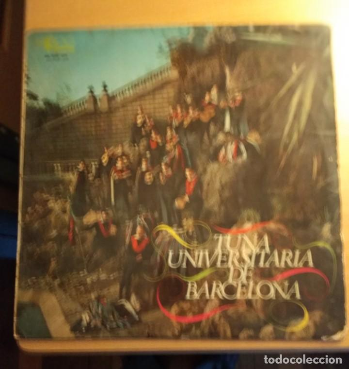 TUNA UNIVERSITARIA DE BARCELONA. LP DEL SELLO EKIPO EN 1.967 (Música - Discos - LP Vinilo - Otros estilos)