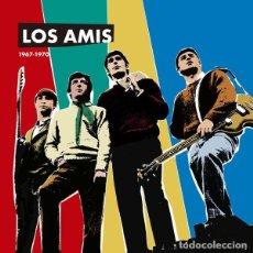 Disques de vinyle: LP LOS AMIS – LOS AMIS 1967-1970 / VINILO / MADMUA RECORDS 2020 / NUEVO. Lote 197302437
