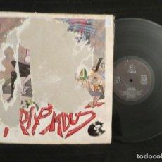 Discos de vinilo: CICATRIZ: INADAPTADOS (OIHUKA 1986). Lote 197305036