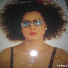 Discos de vinilo: DIANA ROSS - RED HOT LP - ORIGINAL INGLES - EMI RECORDS 1987 CON FUNDA INT. ORIGINAL. Lote 197311858