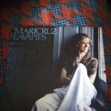 Discos de vinilo: MARICRUZ LAVAPIES . Lote 197318015