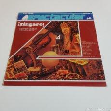 Discos de vinilo: WERNER MÜLLER Y SU ORQUESTA – ¡ZÍNGARO! ESPECTACULAR. ESPAÑA 1987. Lote 197318956