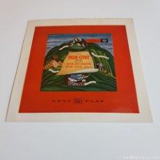 Discos de vinilo: GRIEG - PEER GYNT - SUITES N° 1 & 2 - BOSTON POPS ORCHESTRA. Lote 197319722