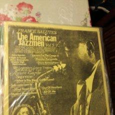 Discos de vinilo: CHARLES PARKER/LEONARD TRISTANO. Lote 197335428
