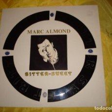 Discos de vinilo: MARC ALMOND. BITTER-SWEET. PARLOPHONE, 1988. MAXI-SINGLE. EDC. UK. IMPECABLE (#). Lote 197339535