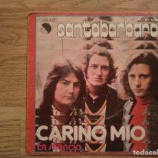 Discos de vinilo: DISCO VINILO SINGLES SANTA BÁRBARA. Lote 197347918