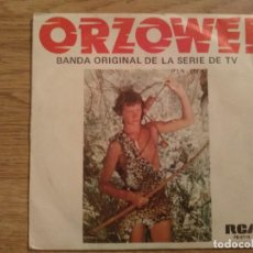 Discos de vinilo: DISCO VINILO SINGLES ORZOWEI. Lote 197348070
