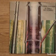 Discos de vinilo: DISCO VINILO SINGLES EL BAILE DEL DOMINO. Lote 197348560