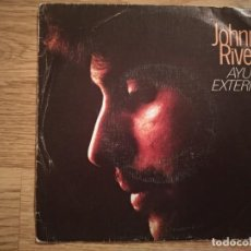 Discos de vinilo: DISCO VINILO SINGLES JOHNNY RIVERS. Lote 197349000