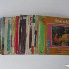 Discos de vinilo: LOTE DE 50 DISCOS SINGLE - VARIADOS. Lote 197349188