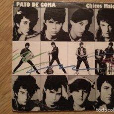 Discos de vinilo: DISCO VINILO SINGLES PATO DE GOMA. Lote 197349218