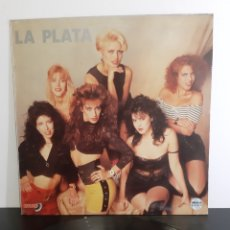 Discos de vinilo: LA PLATA. LA PLATA. DALBO 1990. ESPAÑA.. Lote 197354118