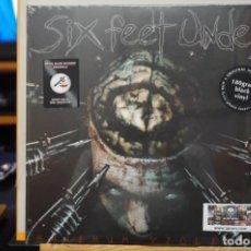 Discos de vinilo: (LP-NUEVO PRECINTADO) / SIX FEET UNDER – MAXIMUM VIOLENCE - METAL BLADE RECORDS – 3984-14243-1. Lote 197357368
