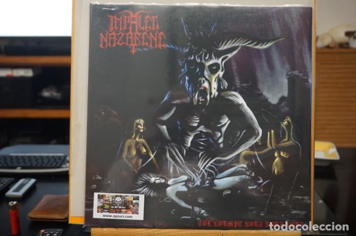 (LP-NUEVO PRECINTADO) / IMPALED NAZARENE – TOL CORMPT NORZ NORZ NORZ... - OSMOSE – OPLP010 (Música - Discos - LP Vinilo - Heavy - Metal)