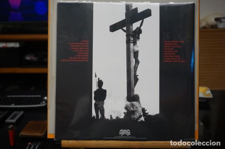 Discos de vinilo: (LP-NUEVO PRECINTADO) / Impaled Nazarene – Tol Cormpt Norz Norz Norz... - Osmose – OPLP010 - Foto 2 - 197358808