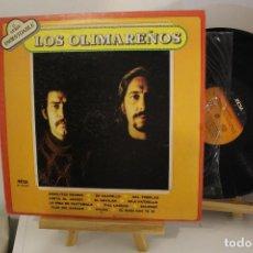 Discos de vinilo: LOS OLIMAREÑOS - COMPILACION - IMPECABLE. Lote 197376907