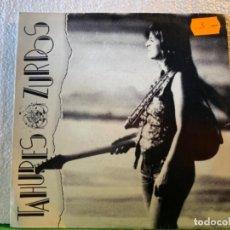Disques de vinyle: TAHURES . Lote 197392185