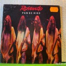 Disques de vinyle: ROSENDO. Lote 197392745