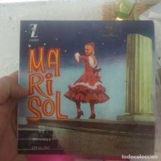 Discos de vinilo: EP MARISOL YO SOY UN HOMBRE +3 1961 BUEN ESTADO. Lote 197394965