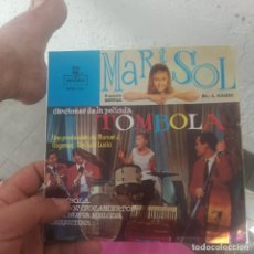 Discos de vinilo: EP MARISOL TÓMBOLA BUEN ESTADO. Lote 197397812