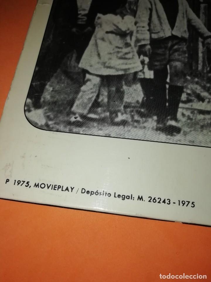 Discos de vinilo: VICTOR JARA. CANCIONES POSTUMAS. CHILE SEPTIEMBRE 1973. MOVIEPLAY 1975 - Foto 4 - 197421036