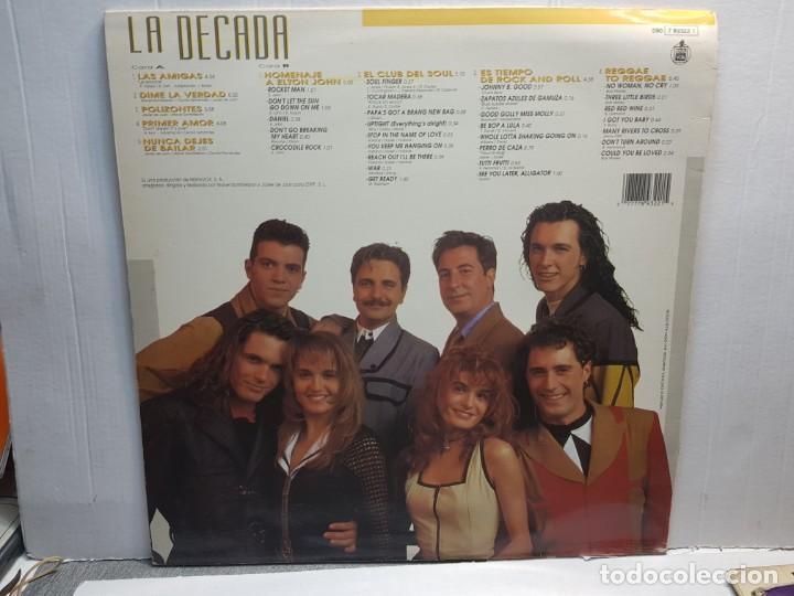 Discos de vinilo: LP-LA DECADA-LA DECADA en funda original 1993 - Foto 2 - 197422675