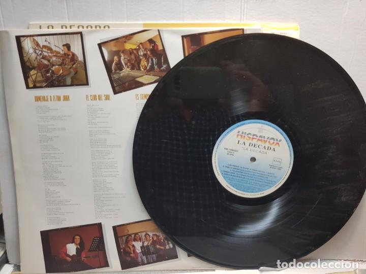 Discos de vinilo: LP-LA DECADA-LA DECADA en funda original 1993 - Foto 3 - 197422675
