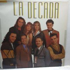 Discos de vinilo: LP-LA DECADA-LA DECADA EN FUNDA ORIGINAL 1993. Lote 197422675
