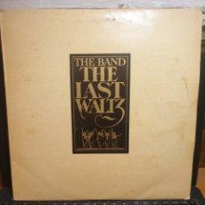 Discos de vinilo: THE BAND, THE LAST WALTZ. Lote 197439647