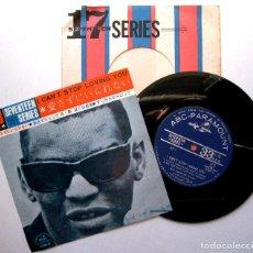 Discos de vinilo: RAY CHARLES - I CAN'T STOP LOVING YOU +3 - EP ABC PARAMOUNT 1962 JAPAN (EDICIÓN JAPONESA) BPY. Lote 197441347